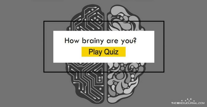 How Brainy Are You? Only 3 In 100 Women Can Pass This IQ Test