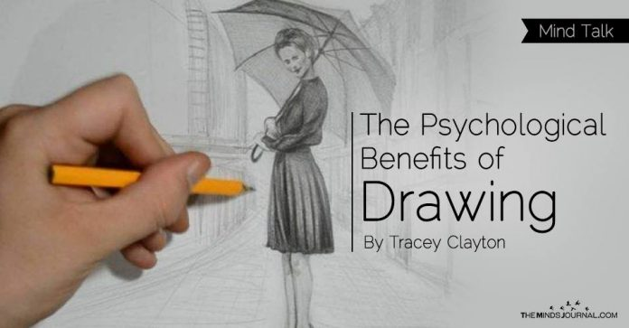 The Psychological Benefits of Drawing