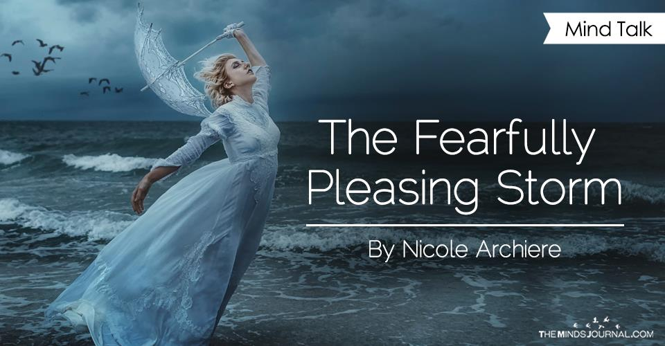 The Fearfully Pleasing Storm