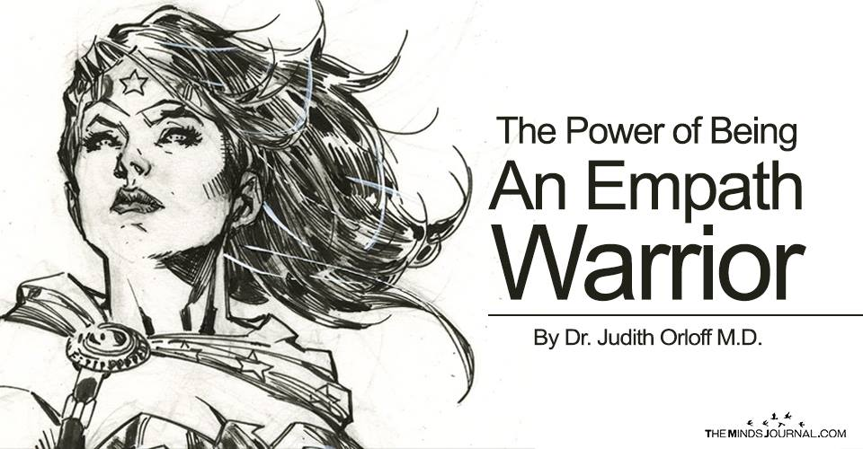 The Power of Being an Empath Warrior