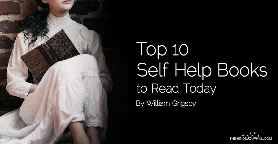 Top 10 Self Help Books to Read Today