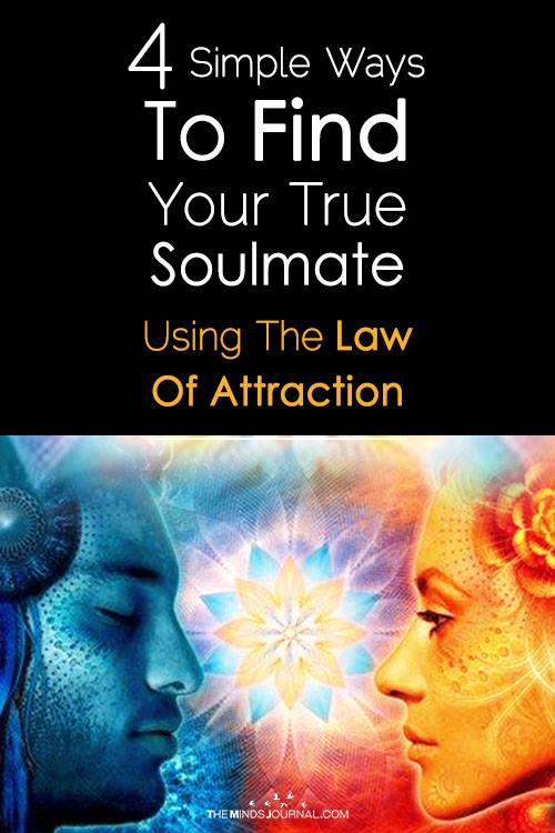 finding true love law of attraction Finding your soulmate, your true love, or even the right person for this moment in your life is easy when you use the law of attraction let's look at the steps that.