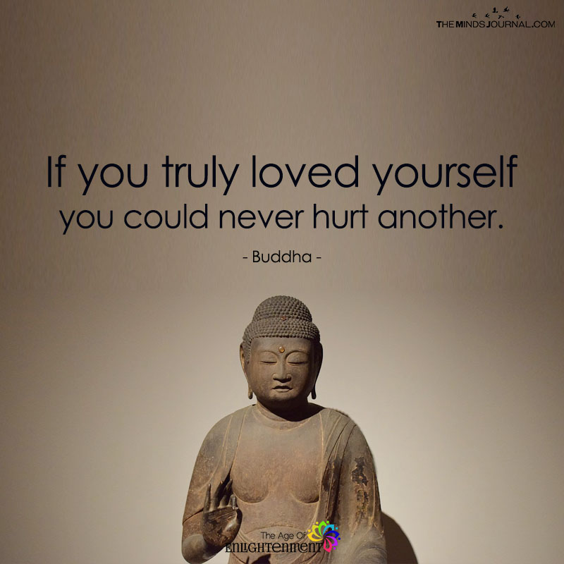 If You Truly Loved Yourself