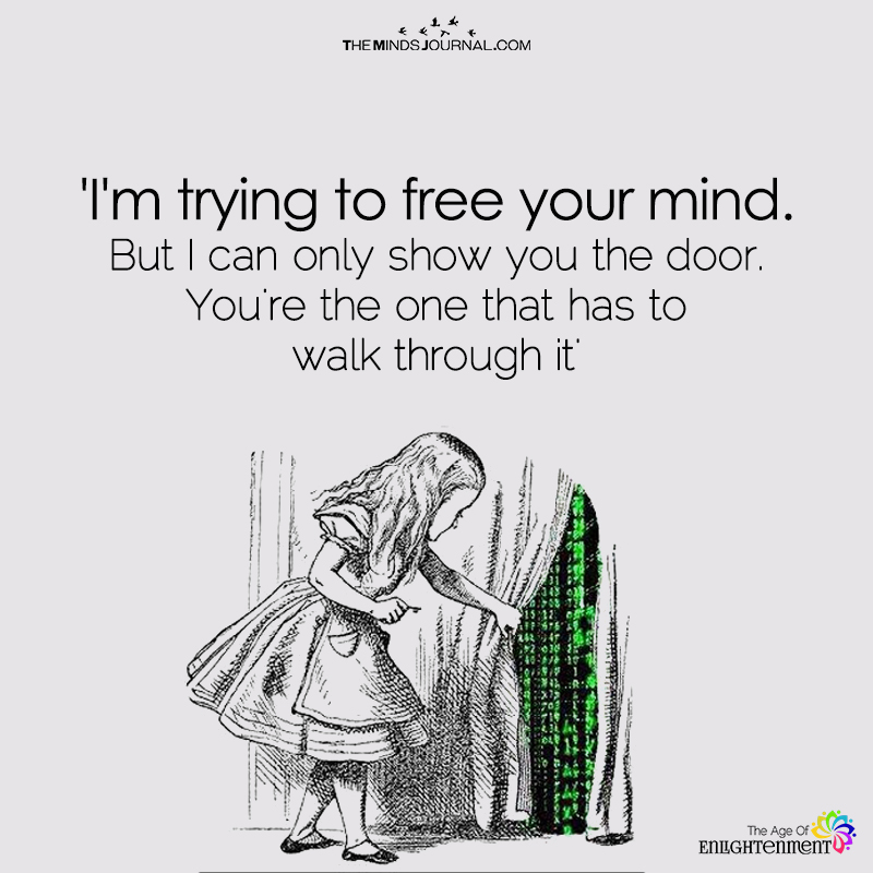 I'm Trying To Free Your Mind