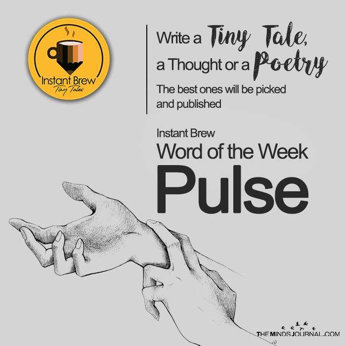 Instant Brew Word Of The Week, 'Pulse'  ( 20 Jan 2017 – 26 Jan 2018)