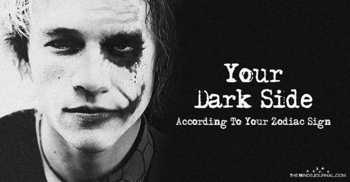 Your Dark Side According To Your Zodiac Sign