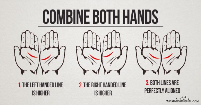 If These 2 Lines On Your Palm Match Up, It Means Something Amazing