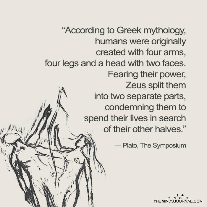 The Origin Of 'Soulmates' According To Greek Mythology