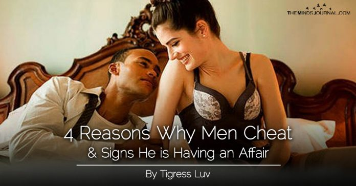 Why Men Cheat - Signs He is Having an Affair
