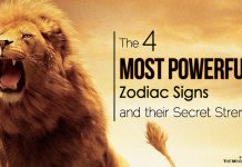 The 4 Most Powerful Zodiac Signs and their Secret Strengths.