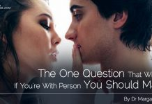 The One Question That'll Tell You If You're With Person You Should Marry