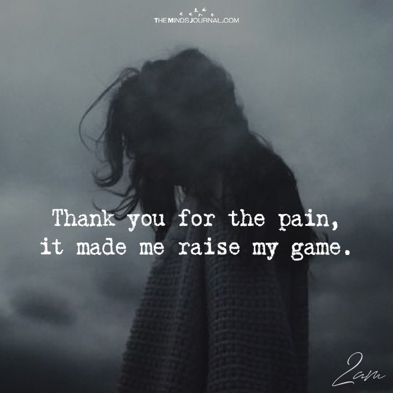 thanks for the pain With wisdom and humor, thank you for being such a pain offers gentle and  compassionate guidance for understanding and healing relationships with  difficult.