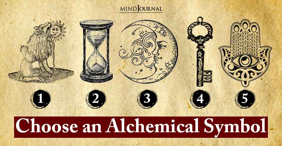 Choose Alchemical Symbol Find Out What Your Soul Needs