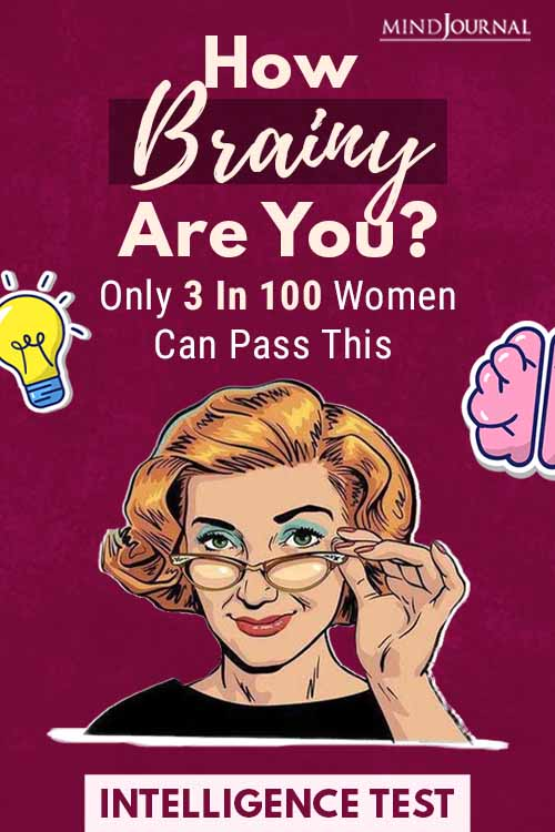 How Brainy Are You Pin