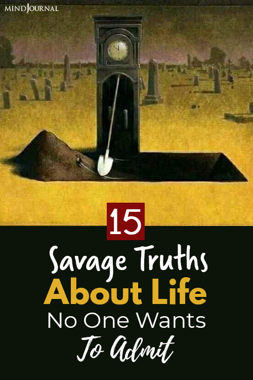savage truths about life pinop