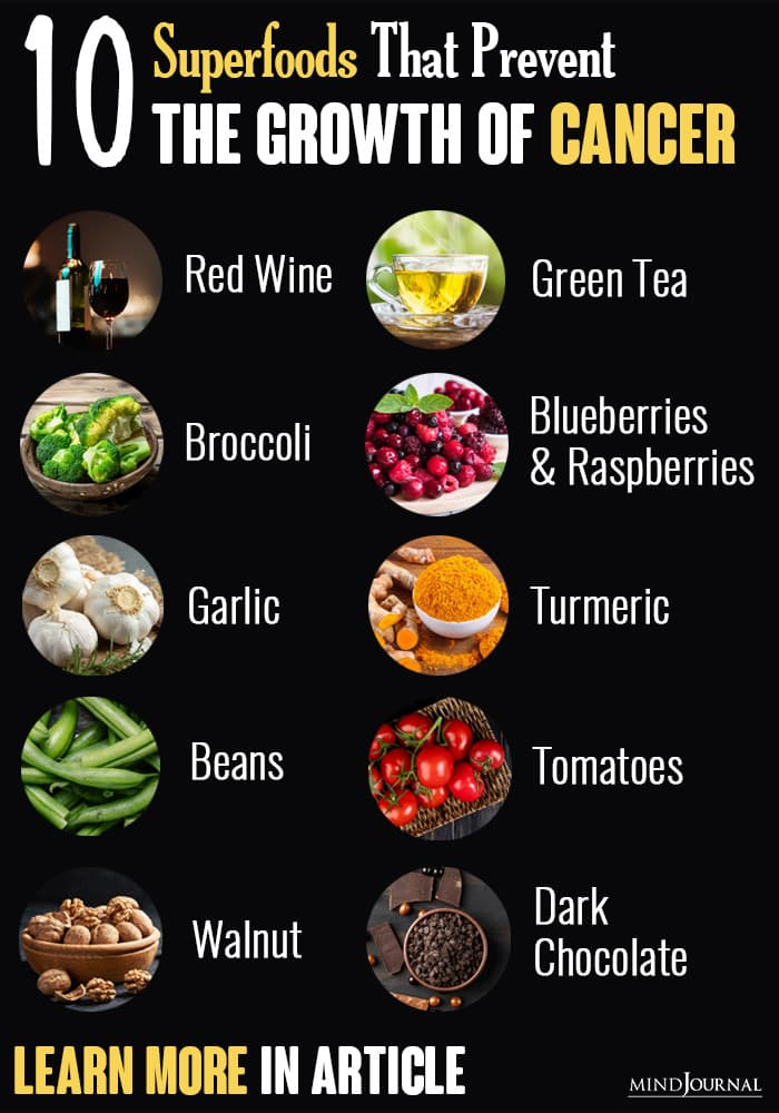 superfoods prevent cancer info