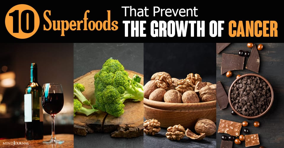 superfoods prevent cancer