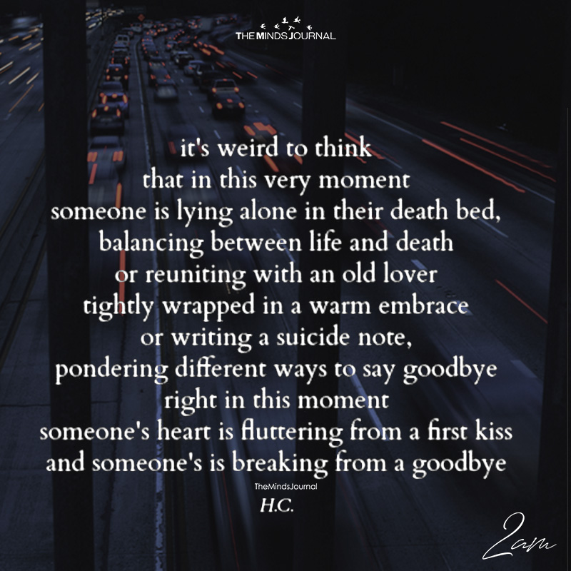 Reuniting with an old love