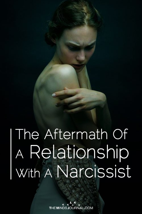 The Aftermath Of A Relationship With A Narcissist