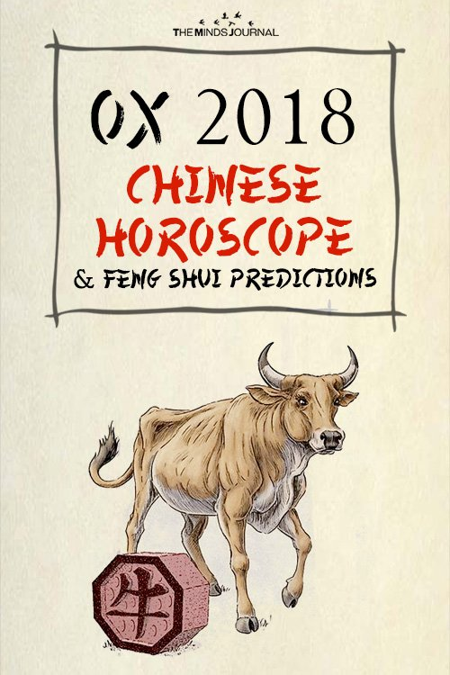 Ox 2018 Chinese Horoscope And Feng Shui Predictions