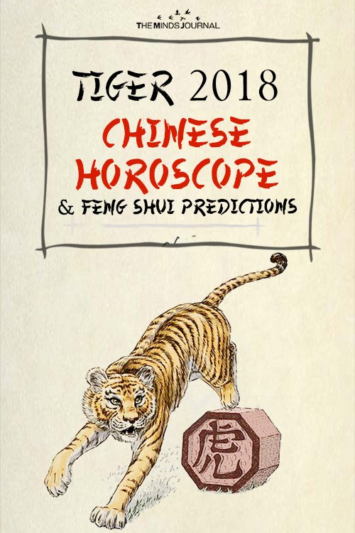 Tiger 2018 Chinese Horoscope And Feng Shui Predictions
