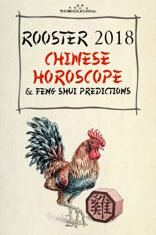 Rooster 2018 Chinese Horoscope And Feng Shui Predictions