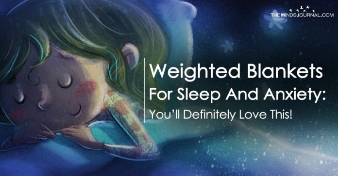Weighted Blankets For Sleep And Anxiety: You'll Definitely Love This!