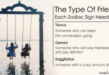 The Type Of Friend You Need According To Your Zodiac Sign
