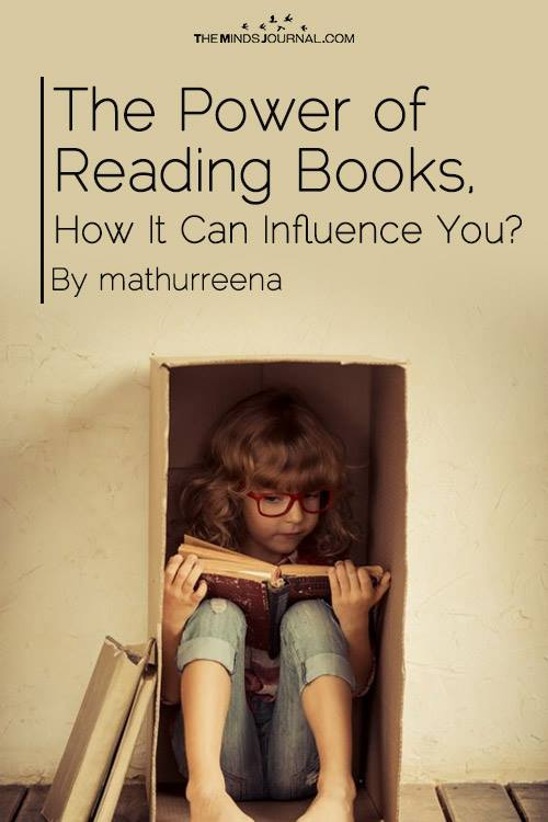 The Power of reading books, how it can influence you?