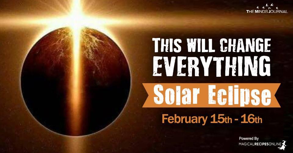 Predictions: New Moon and Solar Eclipse in Aquarius