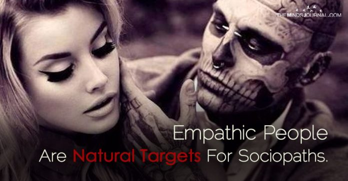 Empathic People Are Natural Targets For Sociopaths .