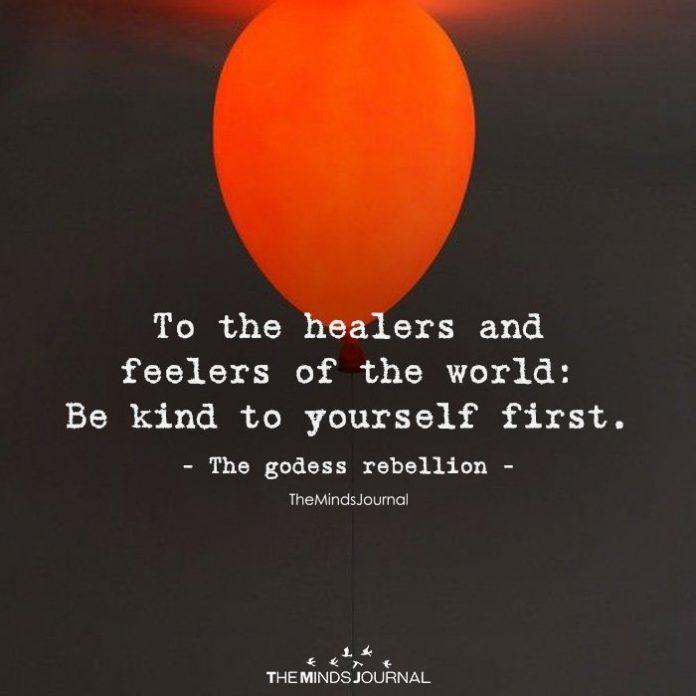 hidden healing powers sensitive