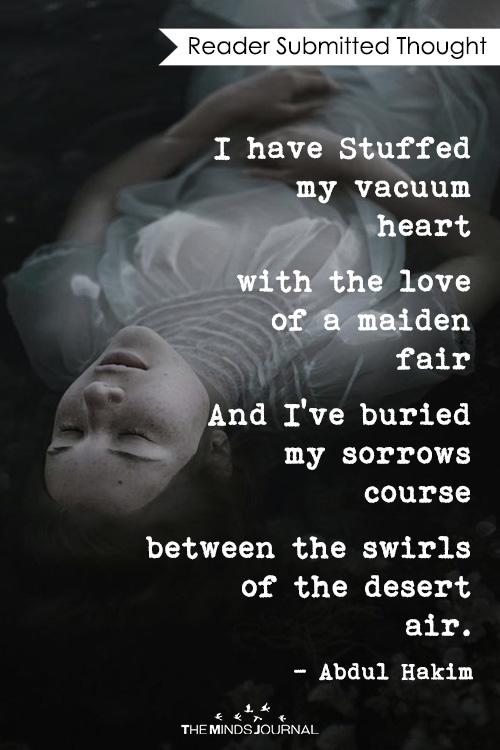 i have stuffed