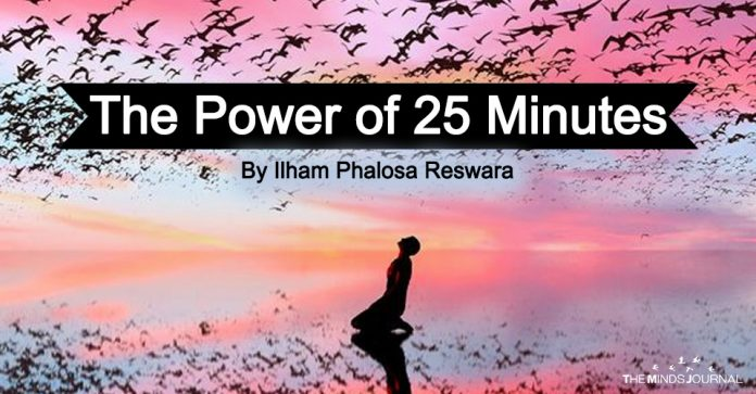 The Power of 25 Minutes