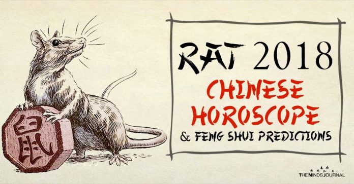 Rat 2018 Chinese Horoscope & Feng Shui Predictions