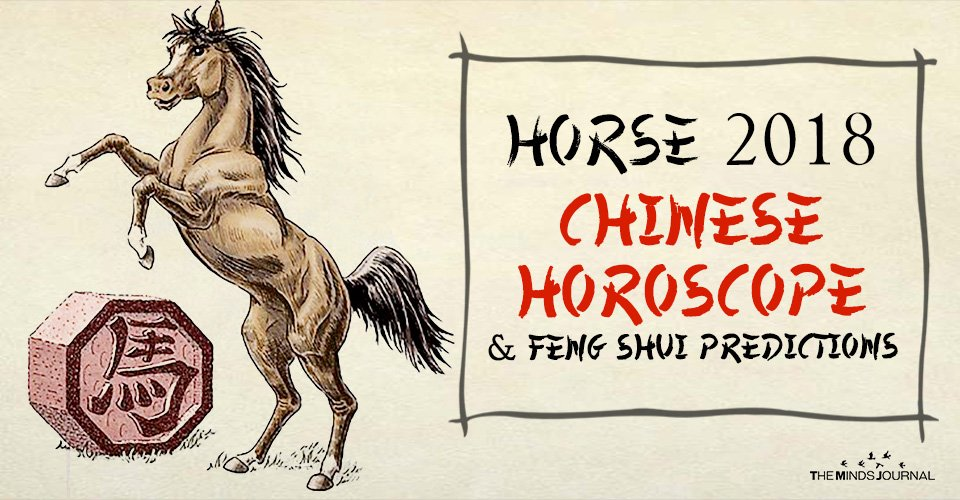 Horse 2018 Chinese Horoscope And Feng Shui Predictions