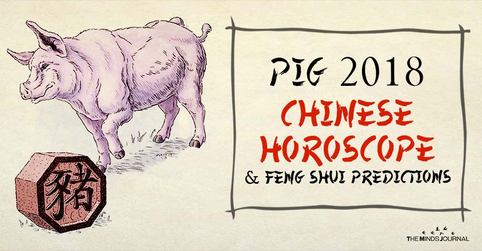 Pig 2018 Chinese Horoscope And Feng Shui Predictions