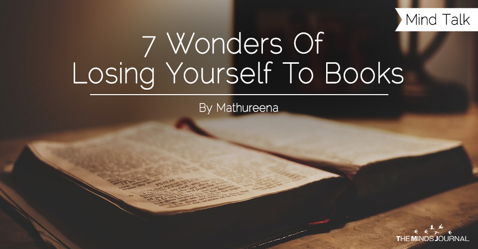 7 wonders of losing yourself to Books