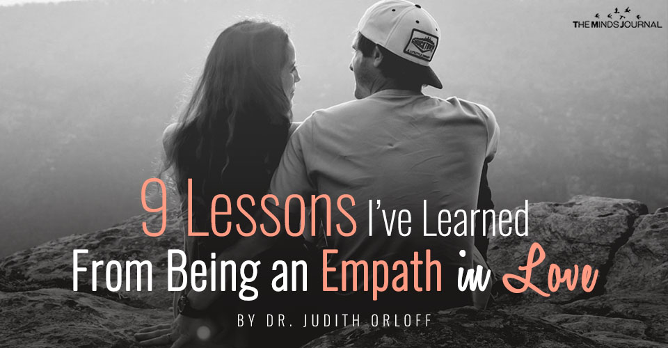 9 Lessons I've Learned From Being an Empath in Love