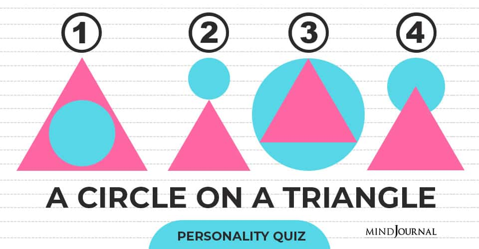 Circle Triangle Quiz Test Will Tell Lot About Your Personality