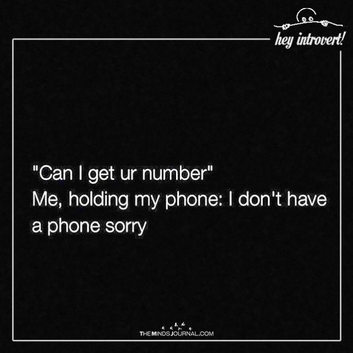 Can I Get Ur Number