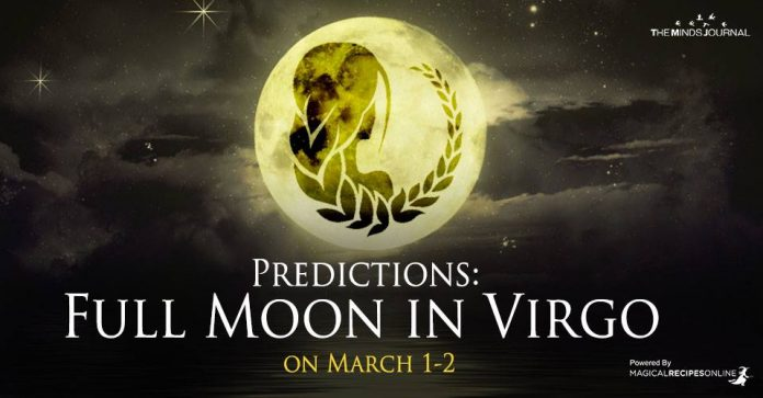Predictions: Full Moon in Virgo on March 1-2