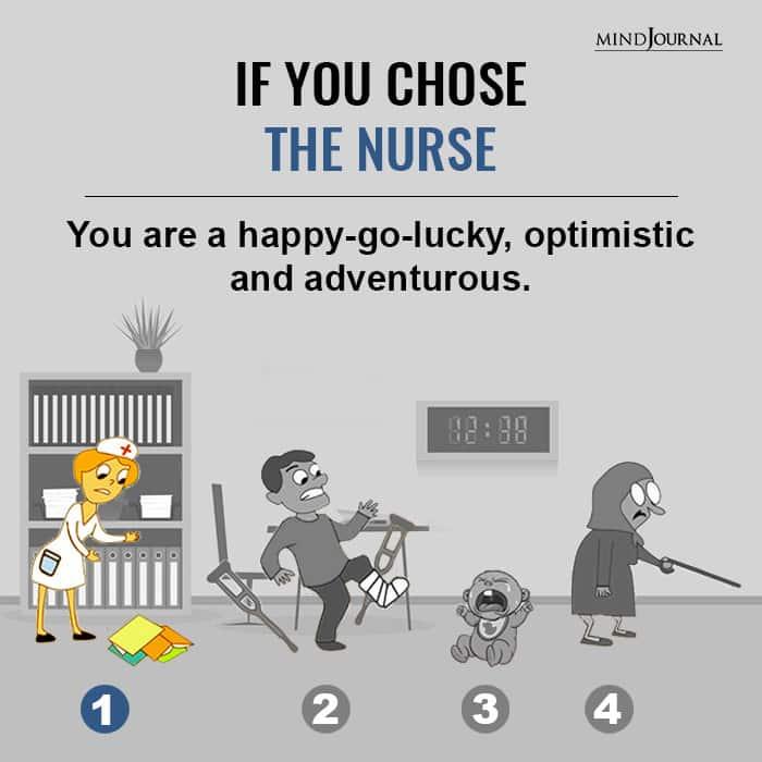 If You Chose The Nurse
