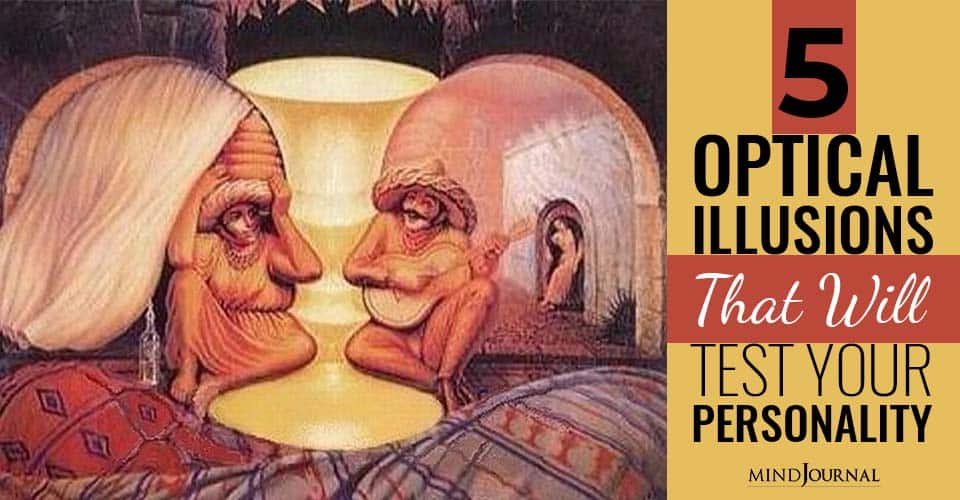 Optical Illusions Test Your Personality