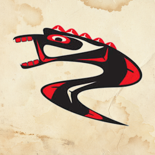 The Snake Native American Totem