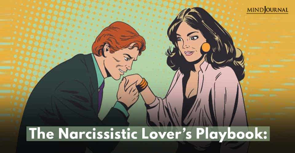 Narcissistic Lover's Playbook Stages Relationship Narcissist