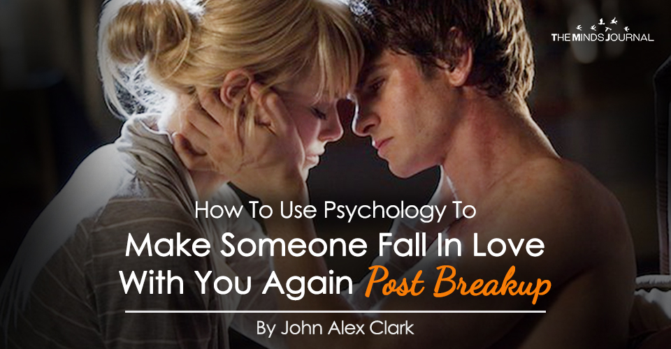 how to know you love someone after break up