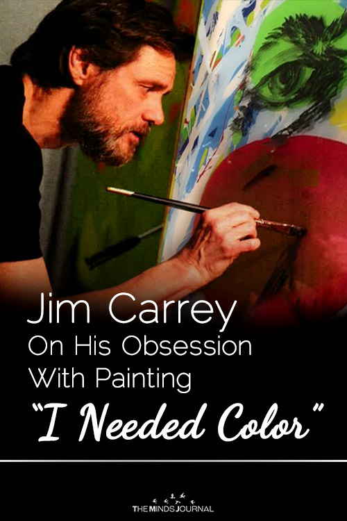 "Jim Carrey Reveals Why He Got Obsessed With Painting In This Documentary: ""I Needed Color"""