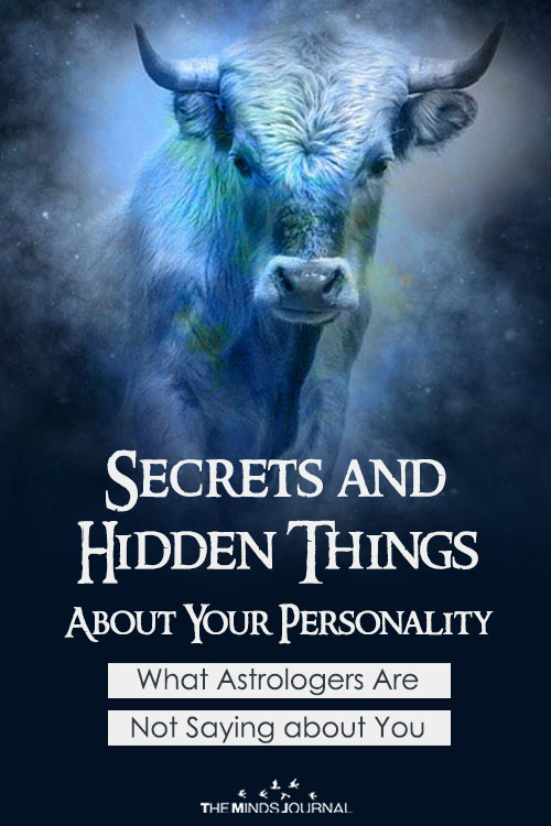 Secrets and Hidden Things About Your Personality