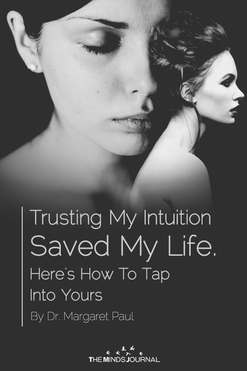 Trusting My Intuition Saved My Life. Here's How To Tap Into Yours